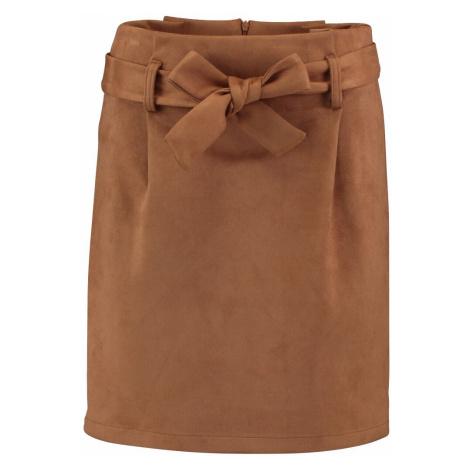 Hailys Lora Medium-length skirt brown Haily´s