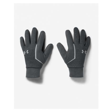 Under Armour Storm Run Liner Gloves Grey