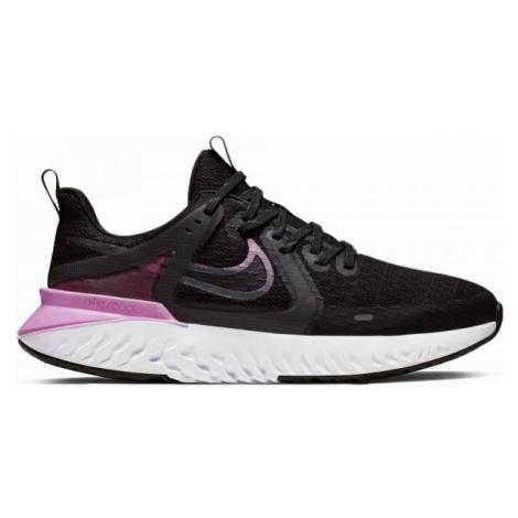 Nike LEGEND REACT 2 W black - Women's running shoes