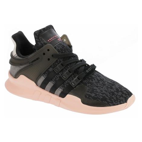 shoes adidas Originals Equipment Support ADV - Core Black/Trace Gray/Ice Purple