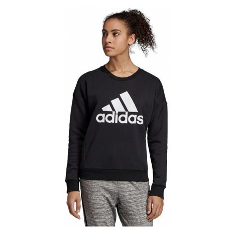 sweatshirt adidas Performance Must Haves Badge Of Sport Crew - Black - women´s