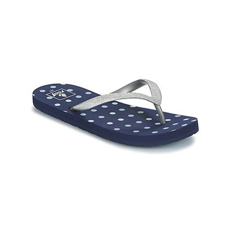 Reef LITTLE STARGAZER PRI girls's Children's Flip flops / Sandals in Blue