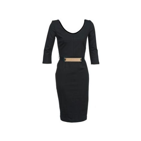 Morgan ROCINA women's Dress in Black