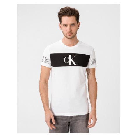 Calvin Klein Statement T-shirt White