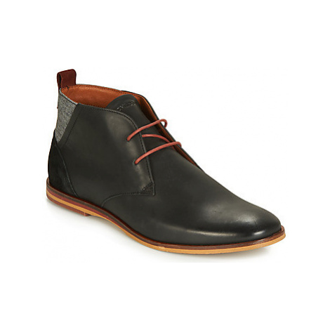 Schmoove SWAN-DESERT men's Mid Boots in Black