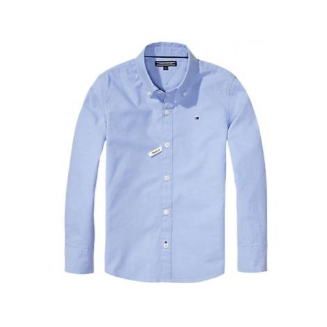 Tommy Hilfiger Boys' Oxford Shirt, Blue
