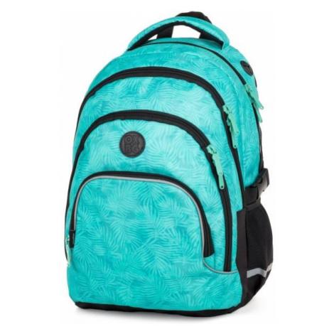 Oxybag OXY SCOOLER green - School backpack