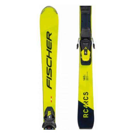 Fischer RCS JR+RC4 Z9 - Junior downhill skis