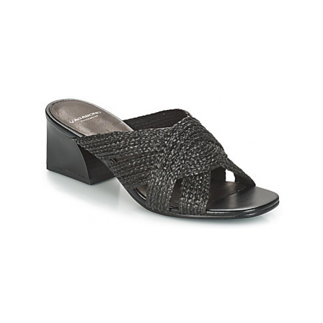 Vagabond BELLA women's Mules / Casual Shoes in Black