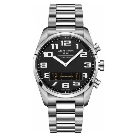 Certina Watch DS Multi