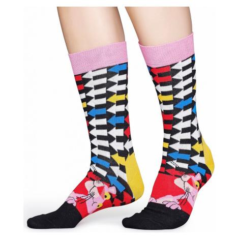 socks Happy Socks Pink Panther Jet Pink - PAN01-6300