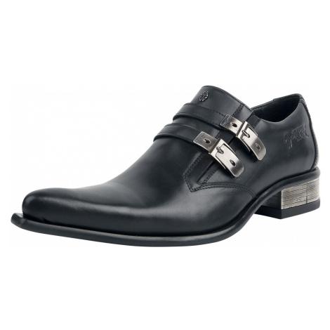 New Rock - VIP Cuerolite - Shoes - black