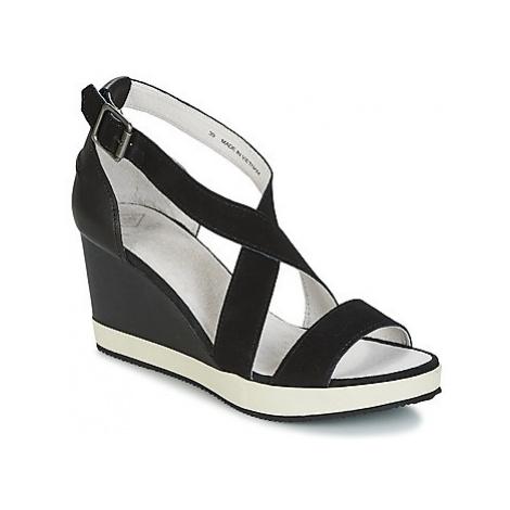 PLDM by Palladium WELLTON mix women's Sandals in Black