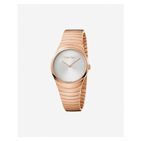 Calvin Klein Whirl Watches Gold