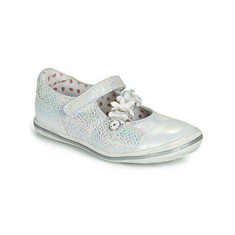 Catimini STROPHAIRE girls's Children's Shoes (Pumps / Ballerinas) in Silver
