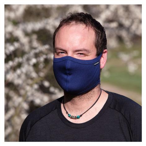 Progress SHAPED MASK dark blue - Shaped mask