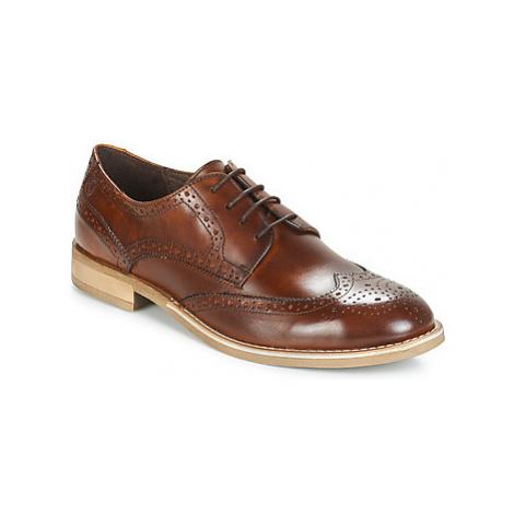 Casual Attitude JRATO men's Casual Shoes in Brown
