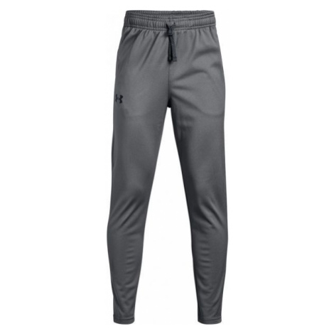 Under Armour BRAWLER TAPERED PANT dark gray - Boys' sweatpants
