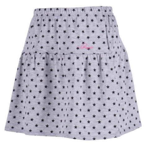 Lewro TERA grey - Girls' skirt
