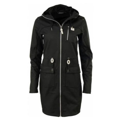 ALPINE PRO GALLERIA 3 black - Women's coat