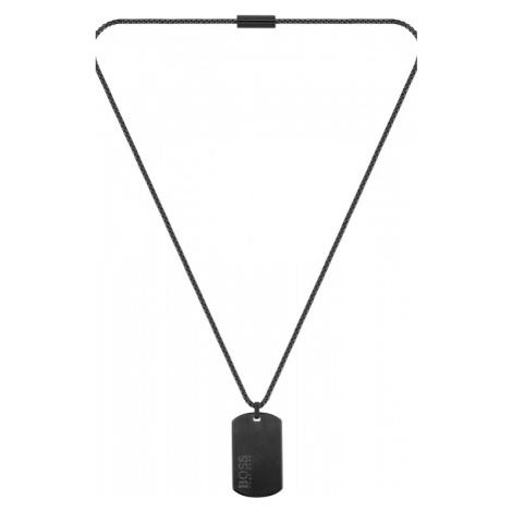 Gents BOSS Jewellery Id Necklace 1580052