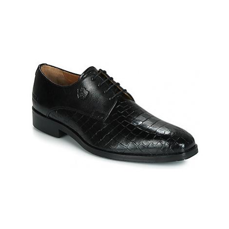 Melvin Hamilton GREG men's Casual Shoes in Black Melvin & Hamilton