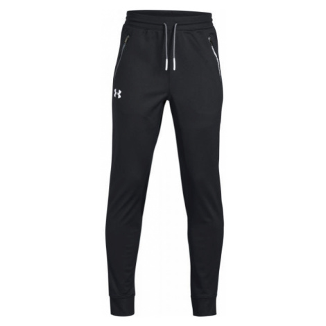 Under Armour PENNANT TAPERED PANT black - Boys' sweatpants
