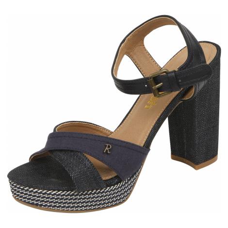 Refresh - Sandalia - High Heels - navy