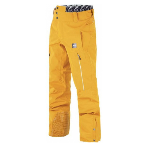 Picture OBJECT yellow - Men's winter trousers