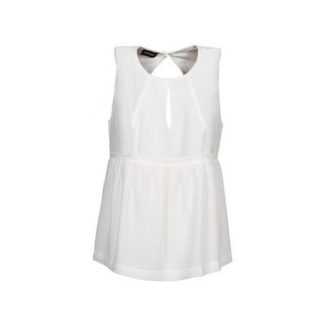 Kookaï ABITOULE women's Vest top in White