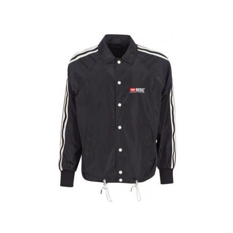 Diesel J AKITO men's Jacket in Black