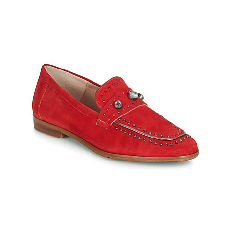 Dorking 7782 women's Loafers / Casual Shoes in Red