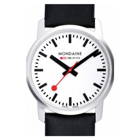 Ladies Mondaine Swiss Railways Simply Elegant Watch A4003035111SBB