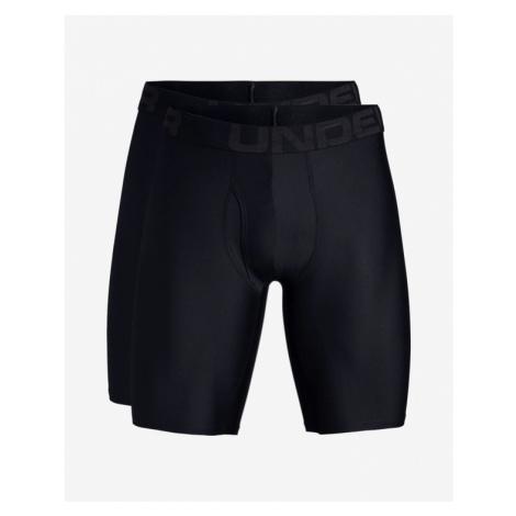 """Under Armour Tech™ 9"""" Boxers 2 ks Black"""