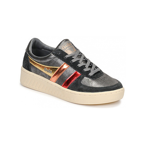 Gola GRANDSLAM SHIMMER FLARE women's Shoes (Trainers) in Grey