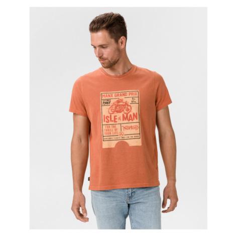 Pepe Jeans Graf T-shirt Orange