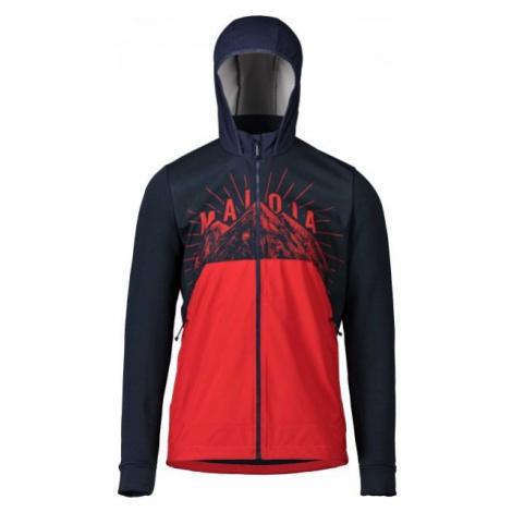 Maloja ARDURM dark blue - Nordic ski jacket