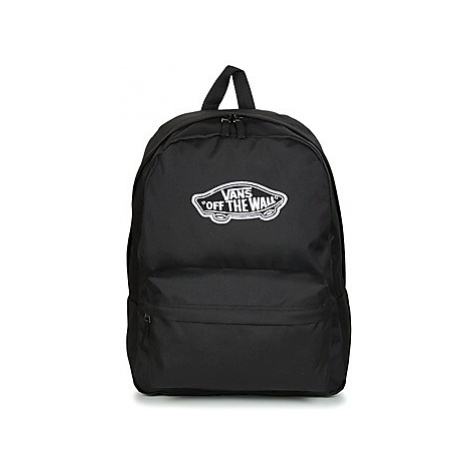 Vans REALM BACKPACK women's Backpack in Black