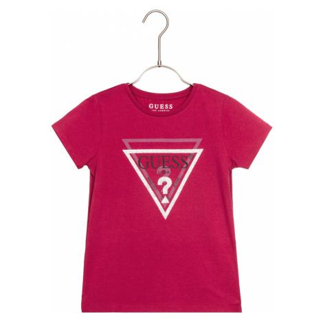 Guess Kids T-shirt Pink