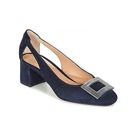 Perlato JEAZETTE women's Court Shoes in Blue