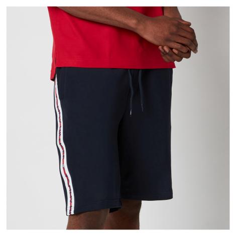 Tommy Hilfiger Men's Side Logo Drawstring Shorts - Desert Sky
