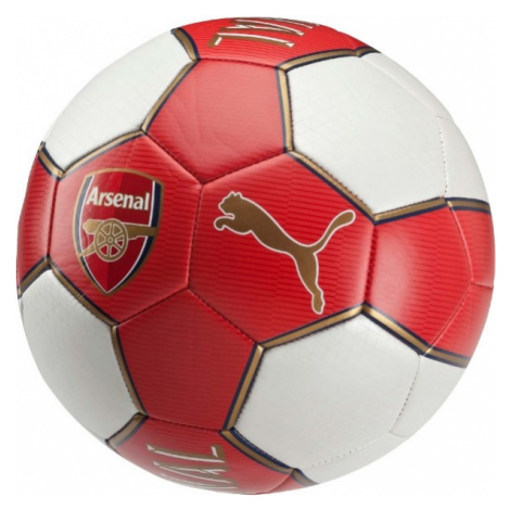 Puma ARSENAL FAN BALL white - Football ball