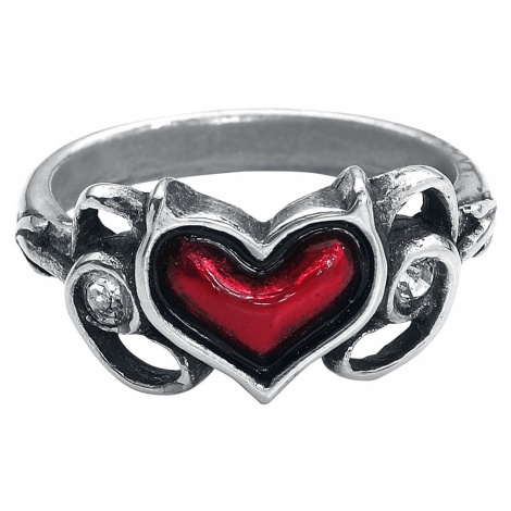 Alchemy Gothic - Little Devil - Ring - silver-coloured