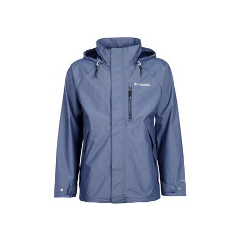 Columbia GOOD WAYS II JACKET men's Jacket in Blue