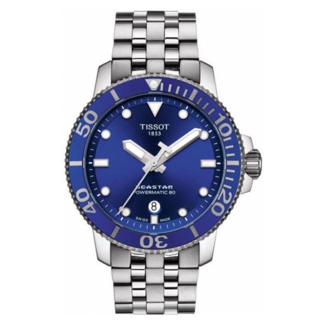 Tissot Watch Seastar 1000