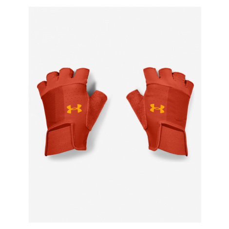 Under Armour Gloves Red