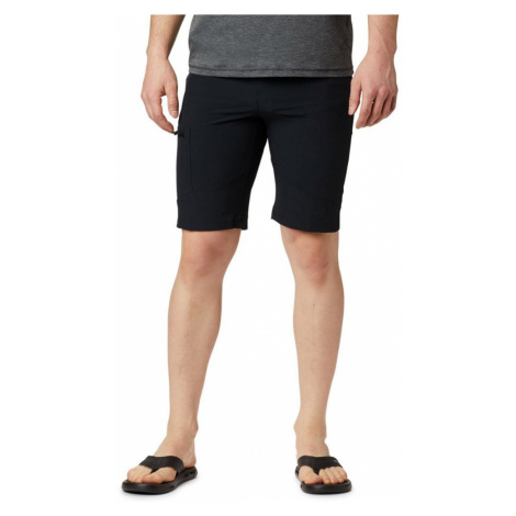 Columbia Mens Triple Canyon Shorts-Black-36