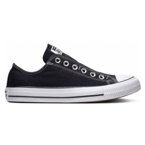 Converse CHUCK TAYLOR ALL STAR SLIP black - Women's low-top sneakers