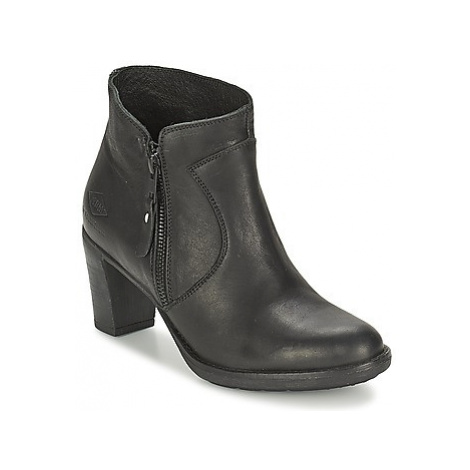 PLDM by Palladium SPRING CT women's Low Ankle Boots in Black