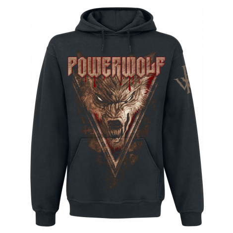 Powerwolf - Armata Strigoi - Hooded sweatshirt - black